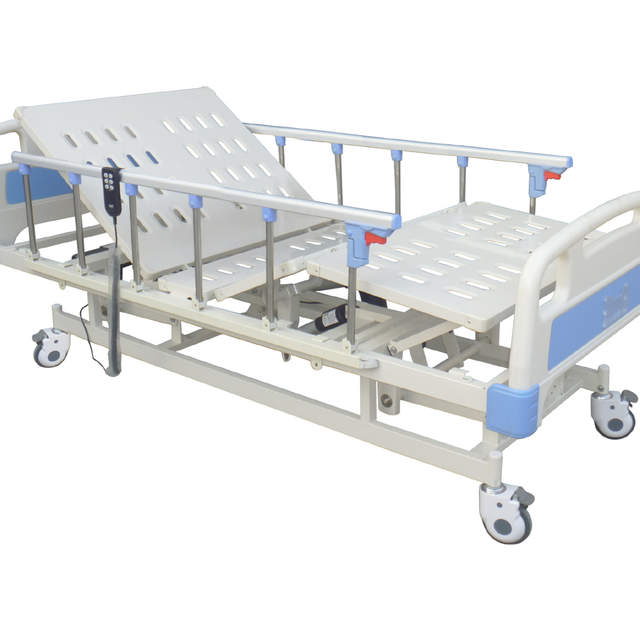 Electric Three-Function Medical Care Bed